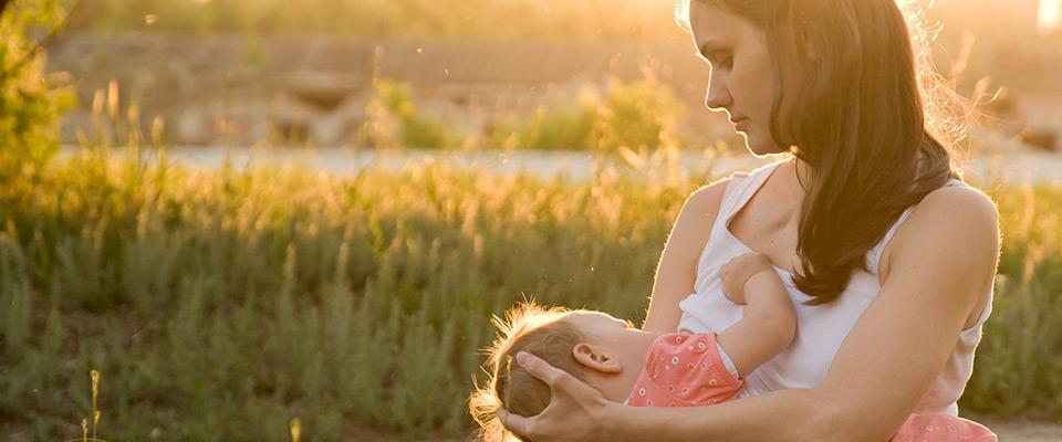 dieta balanceada para madres lactantes