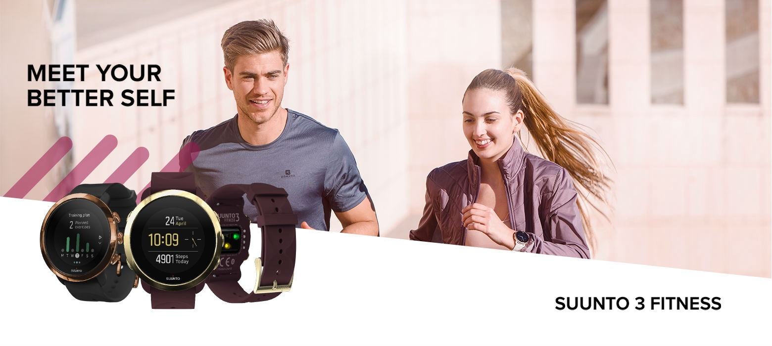 Holmes Place | suunto watches