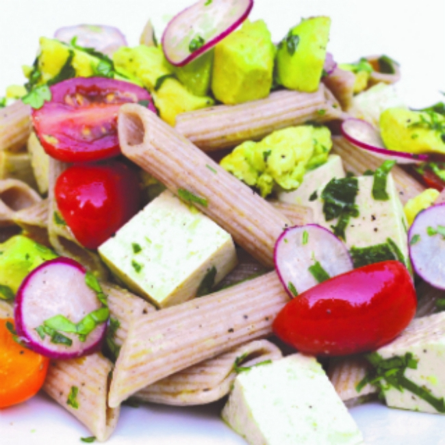 Holmes Place | Vegan pasta salad with tofu