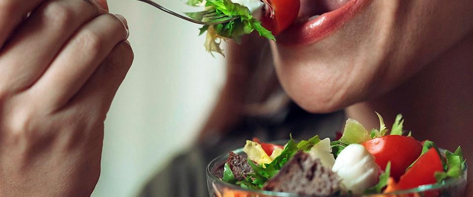 Recepta de salada | Holmes Place