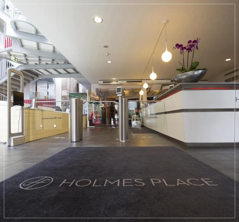 Holmes Place Austria | Hütteldorf | Reception