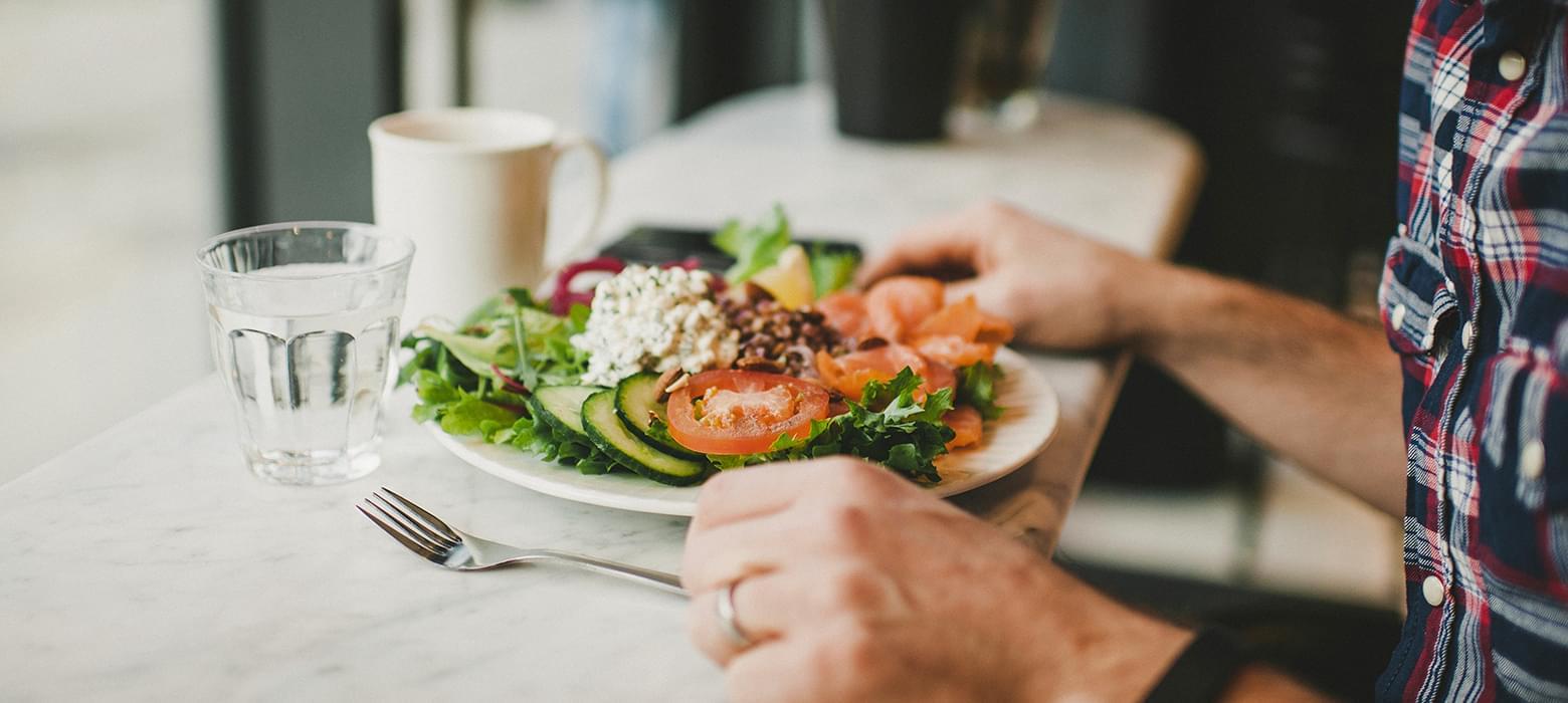 Dieta | Reducitarianismo | Holmes Place