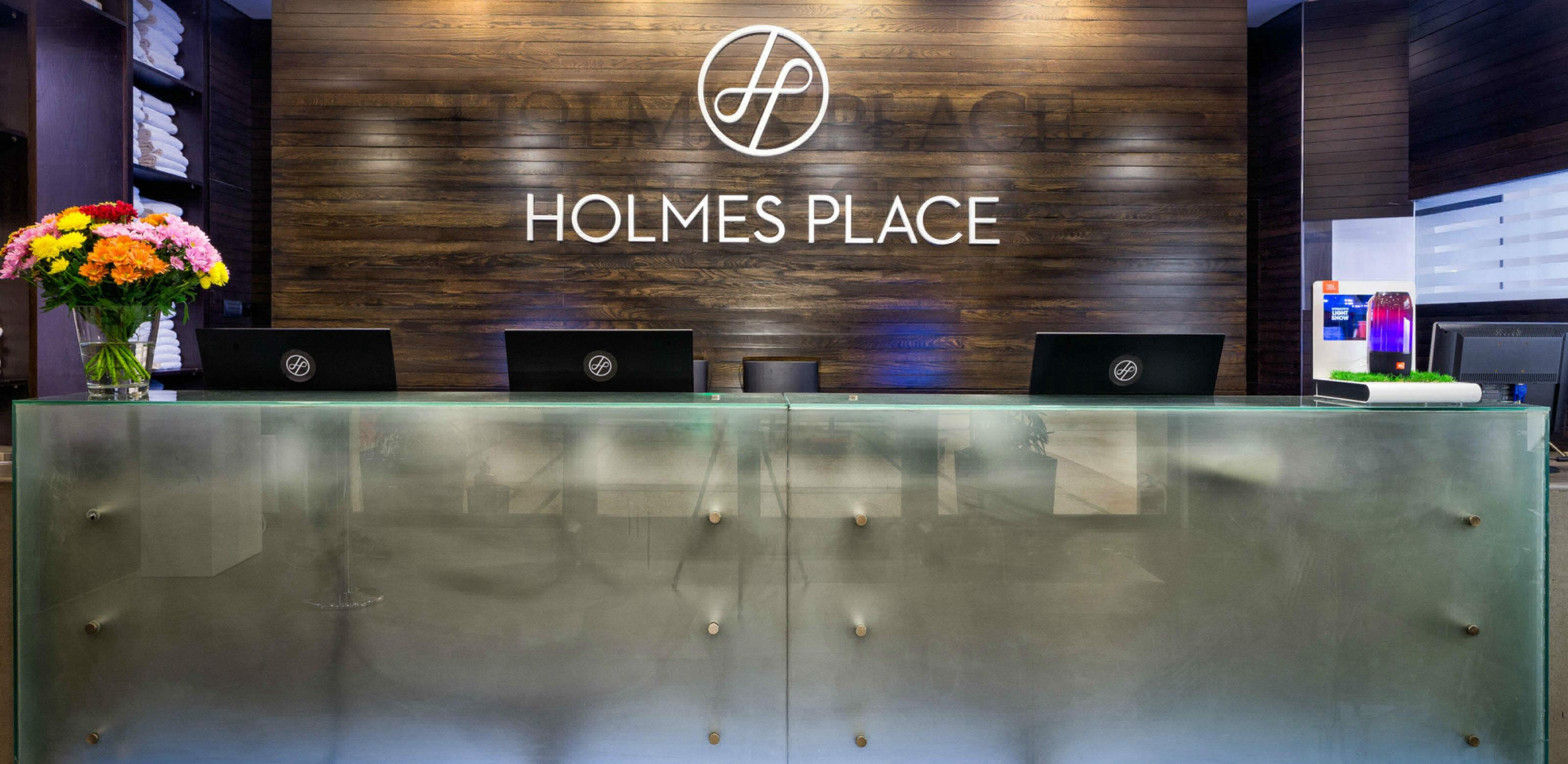 Holmes Place Greece | Athens | Reception