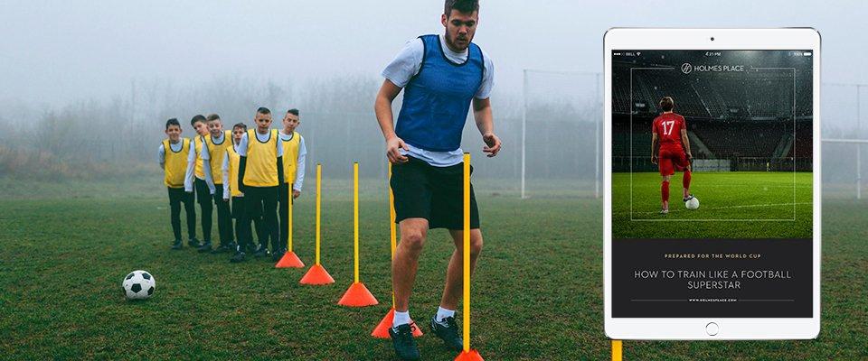 trening piłki nożnej | Holmes Place