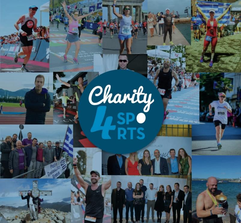 Holmes Place   Charity4SPORTS