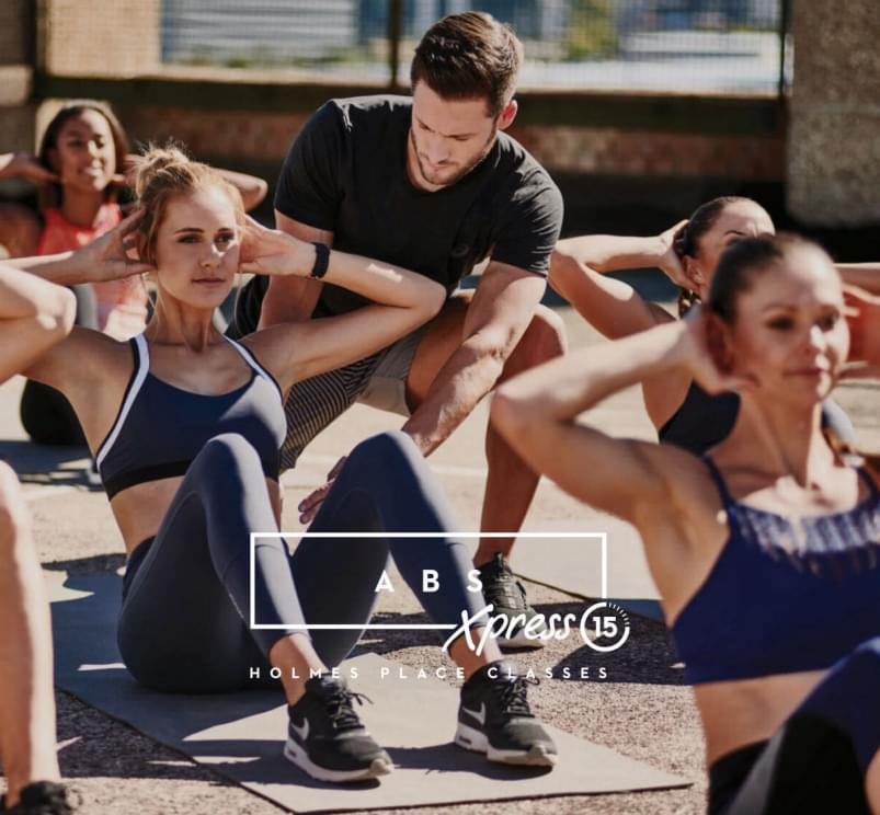 Holmes Place | Xpress Classes abs