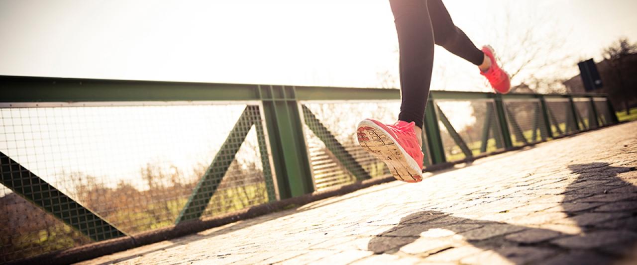 Corrida ao ar livre | Corrida | Holmes Place