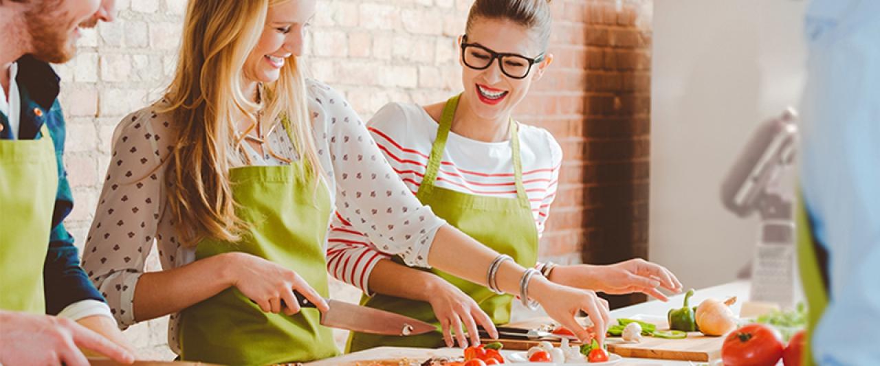 Preparação de alimentos | Alimentos a evitar | Holmes Place