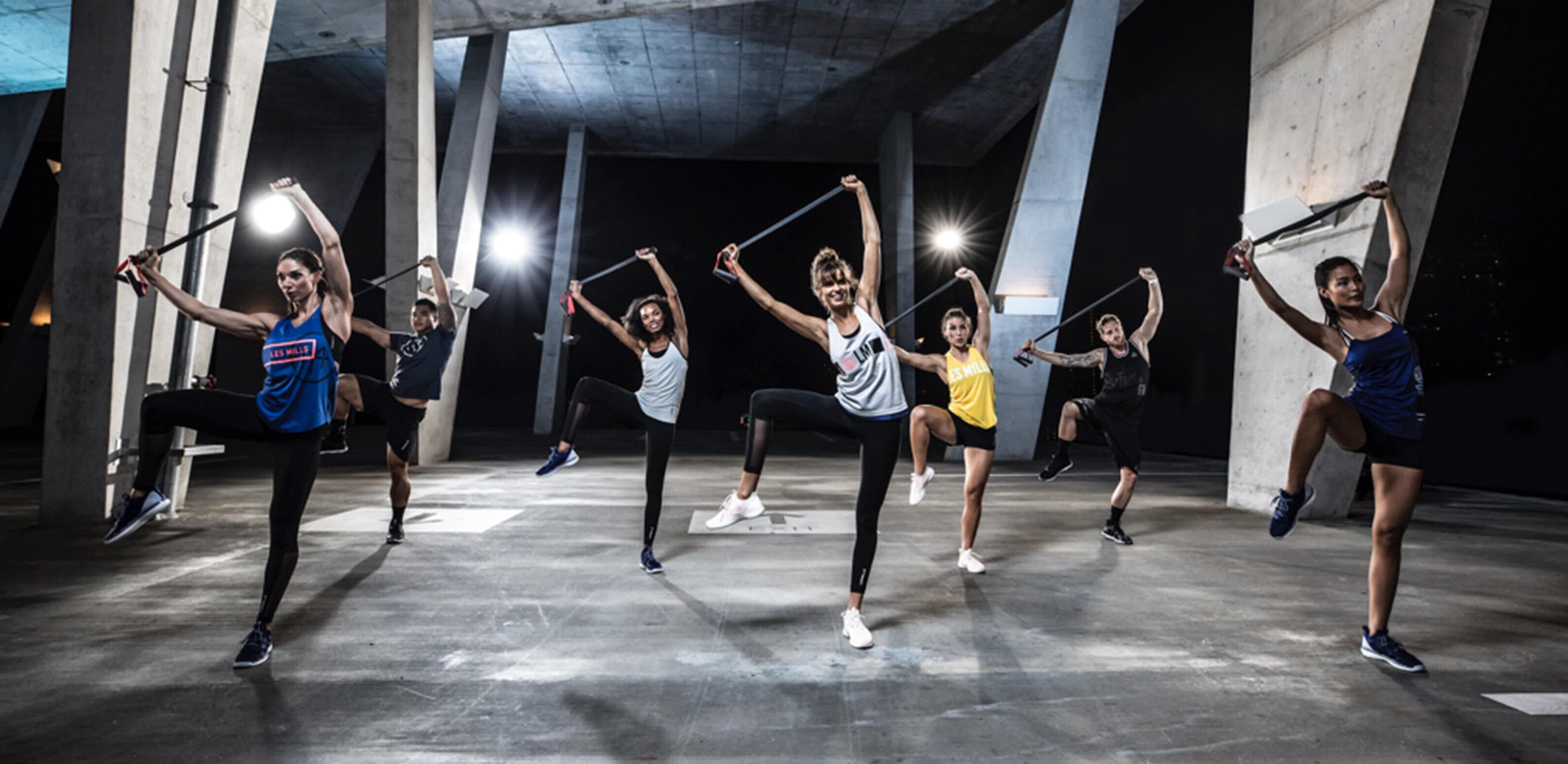 LES MILLS TONE™ | Group Classes | Holmes Place Germany