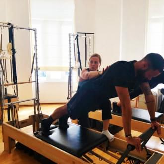 Holmes Place | Pilates Performed!