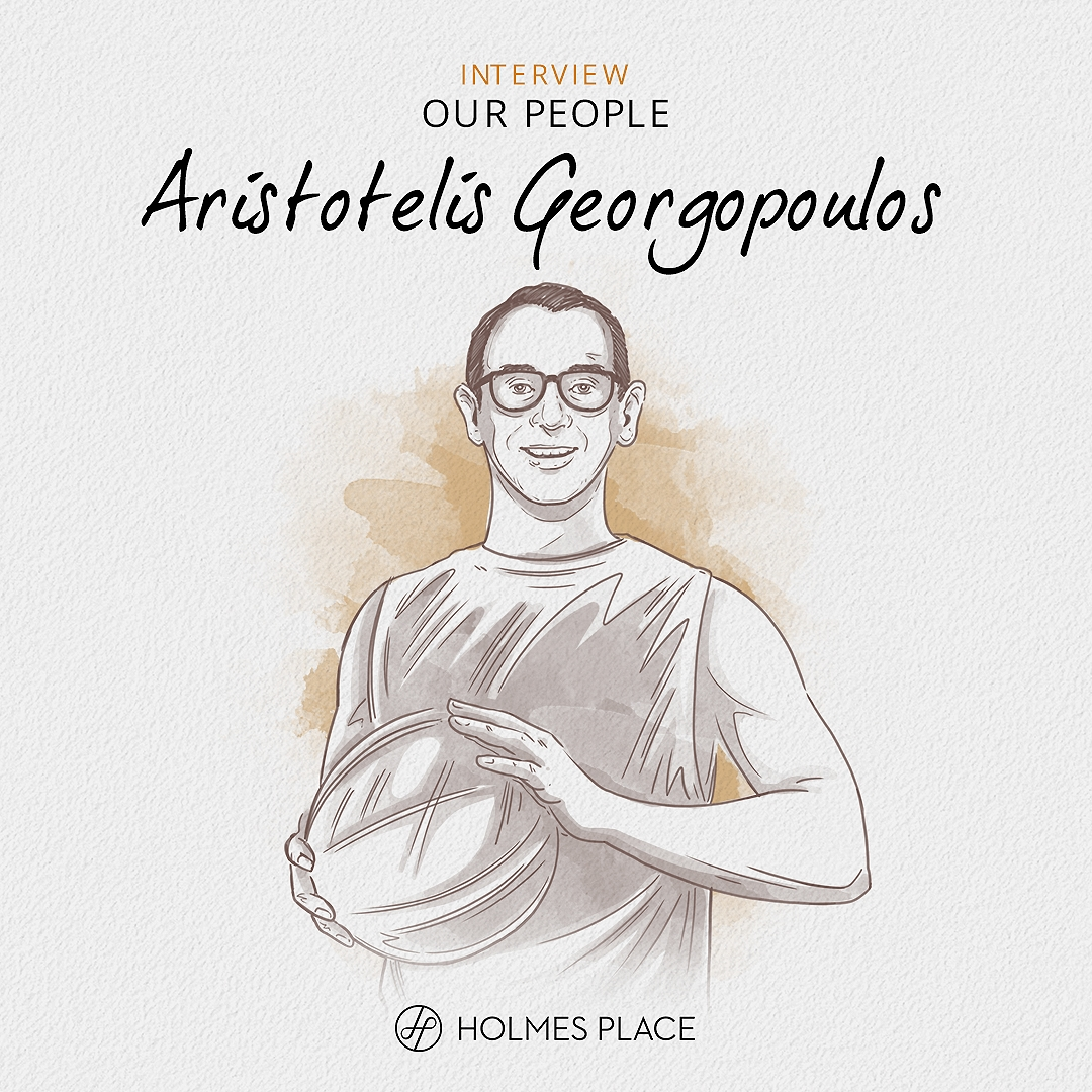 Holmes Place | Aristotelis Georgopoulos