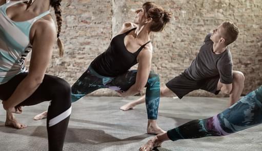 Holmes Place | Hatha Yoga