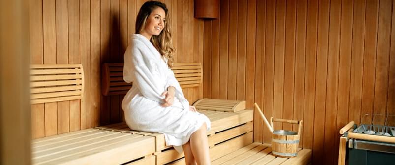 Valentinstags-Sauna Special