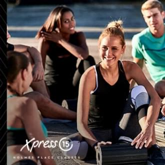Six reasons to try Xpress classes, people smiling