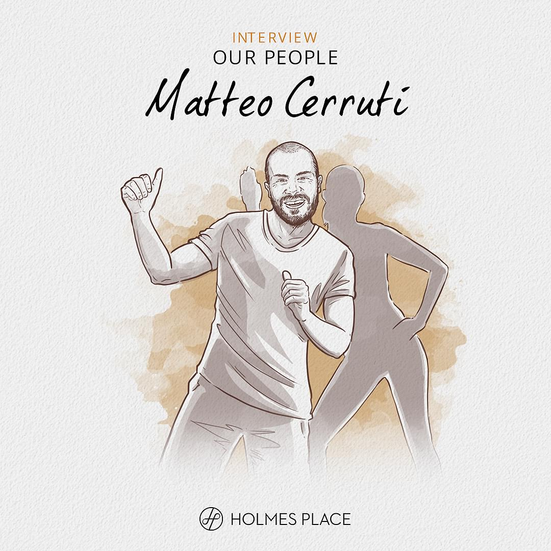 Holmes Place | Blog | Our People – Matteo Cerruti