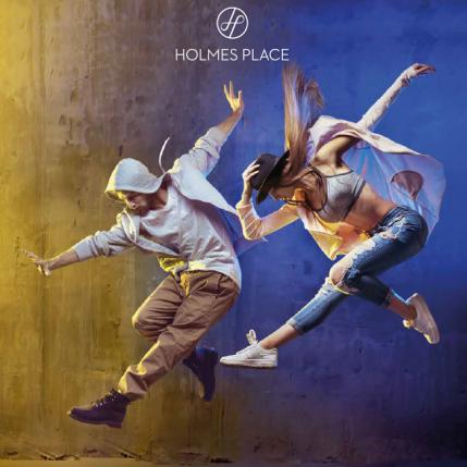 Ηolmes Place | Dancng fever διαγωνισμος χορου