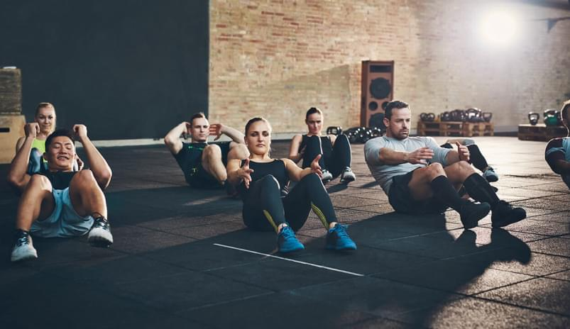 Functional Training Gruppe