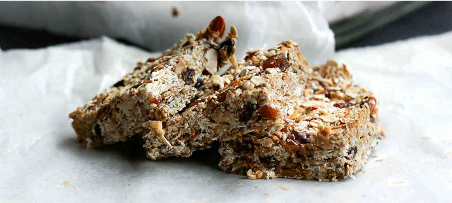 Holmes Place | 7 granola συνταγές