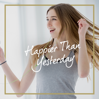 Holmes Place | Happier than yesterday