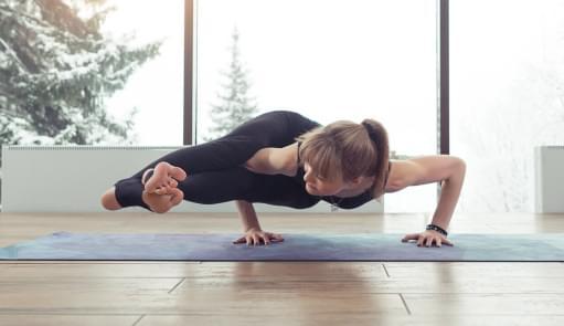 Holmes Place | Ashtanga Yoga
