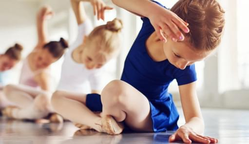 Holmes Place | Ballet Junior