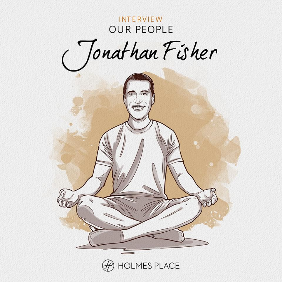 Our People – Jonathan Fisher | Blog | Holmes Place