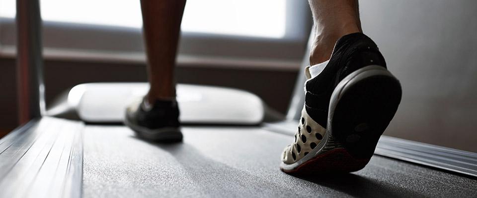 Corrida na passadeira | Fortalecer os pés | Holmes Place