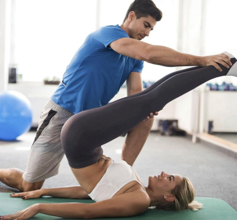 Holmes Place | Personal training