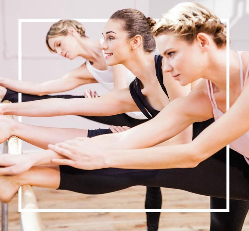 Holmes Place | Signature Classes Ballet