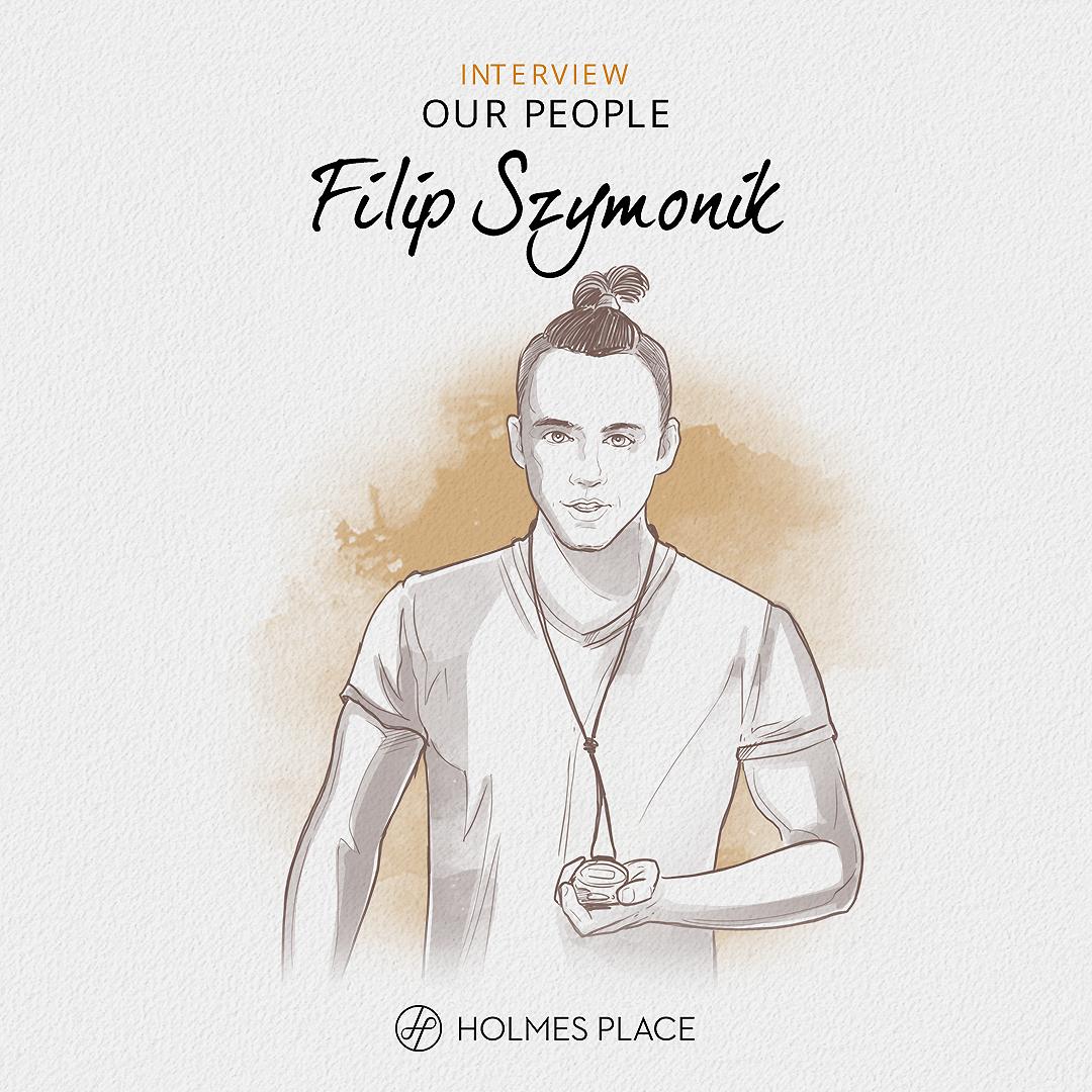 Filip Szymonik | Gym Manager | Holmes Place