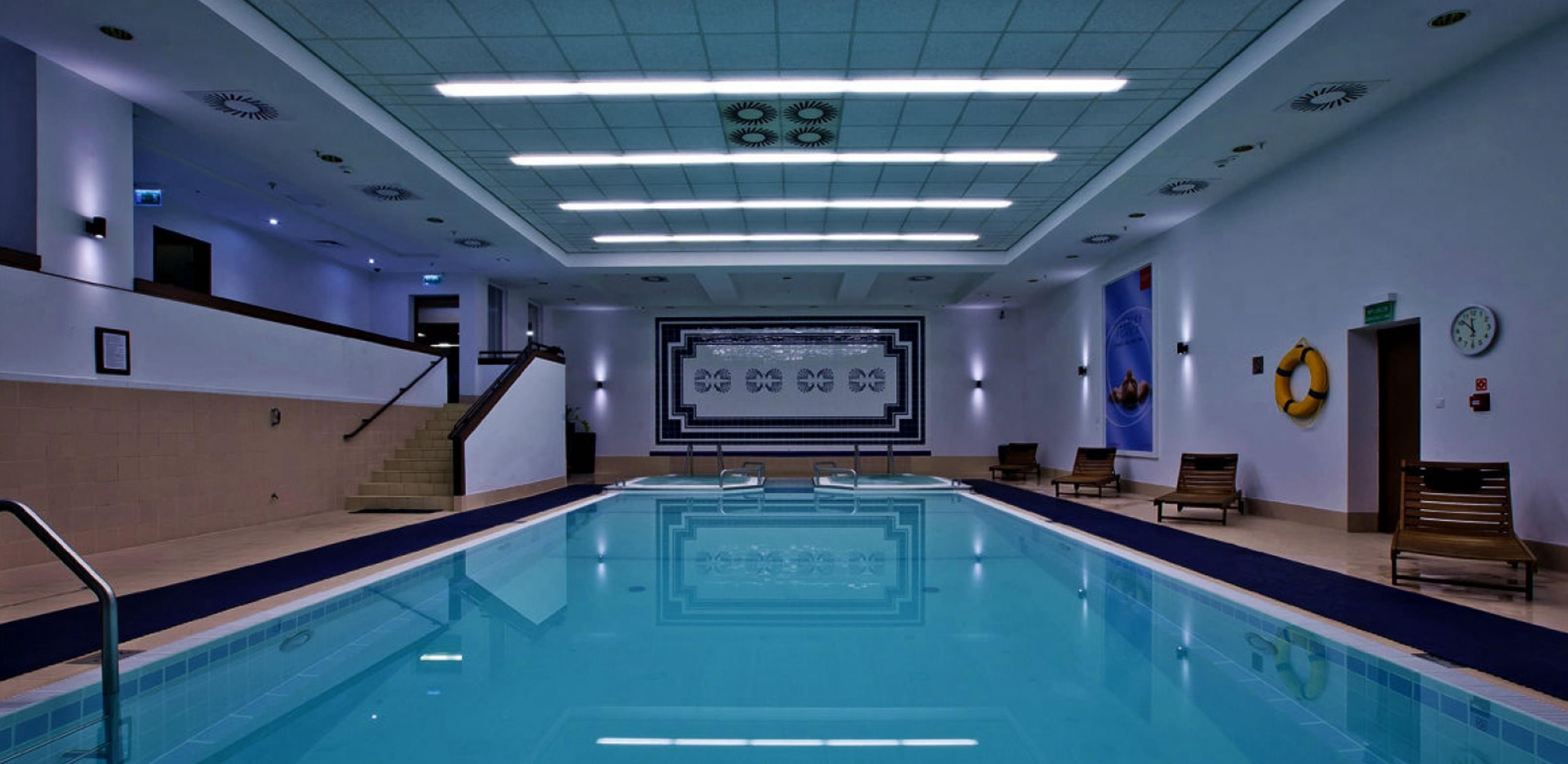 Holmes Place Poland   Premium Hotel Marriott   Pool