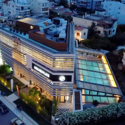 Holmes Place| Summer nights @ Holmes Place Glyfada