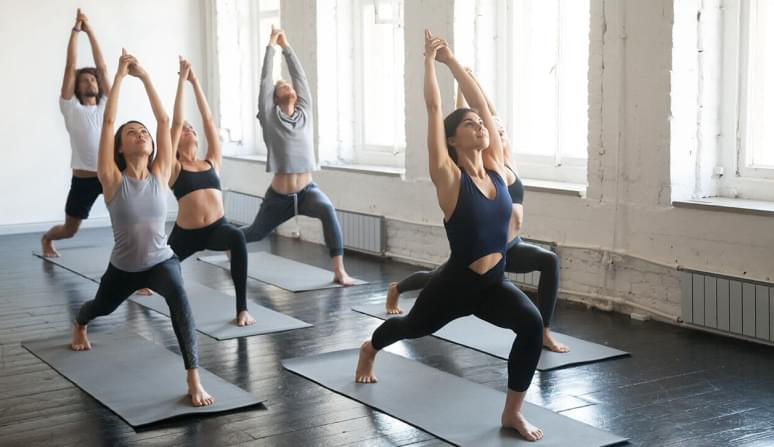 HOLMES PLACE | YOGA