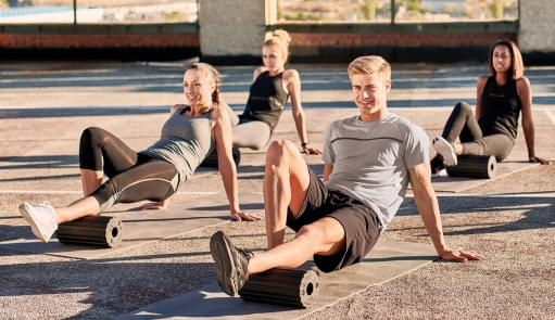 roller workout | Holmes Place