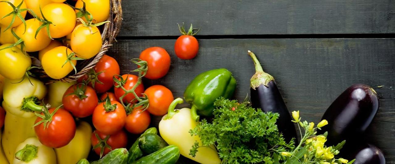 vegetais | Alimentação vegetariana | Holmes Place