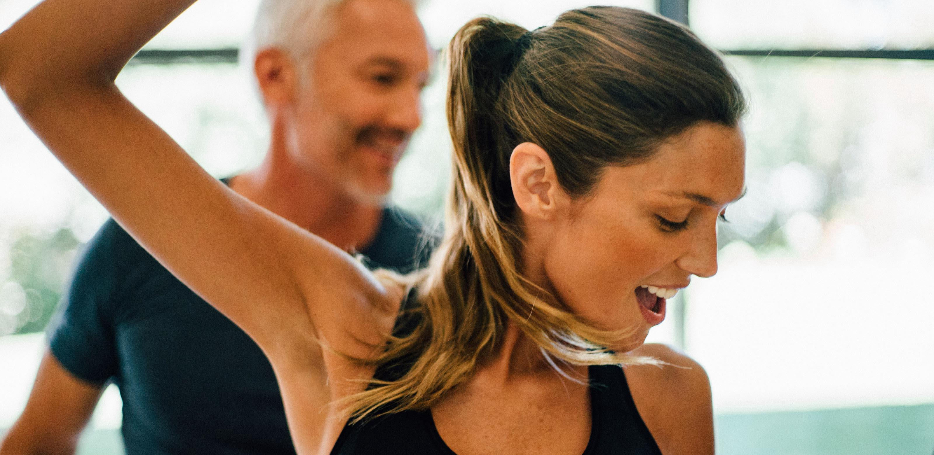 Holmes Place | Services | Group Classes