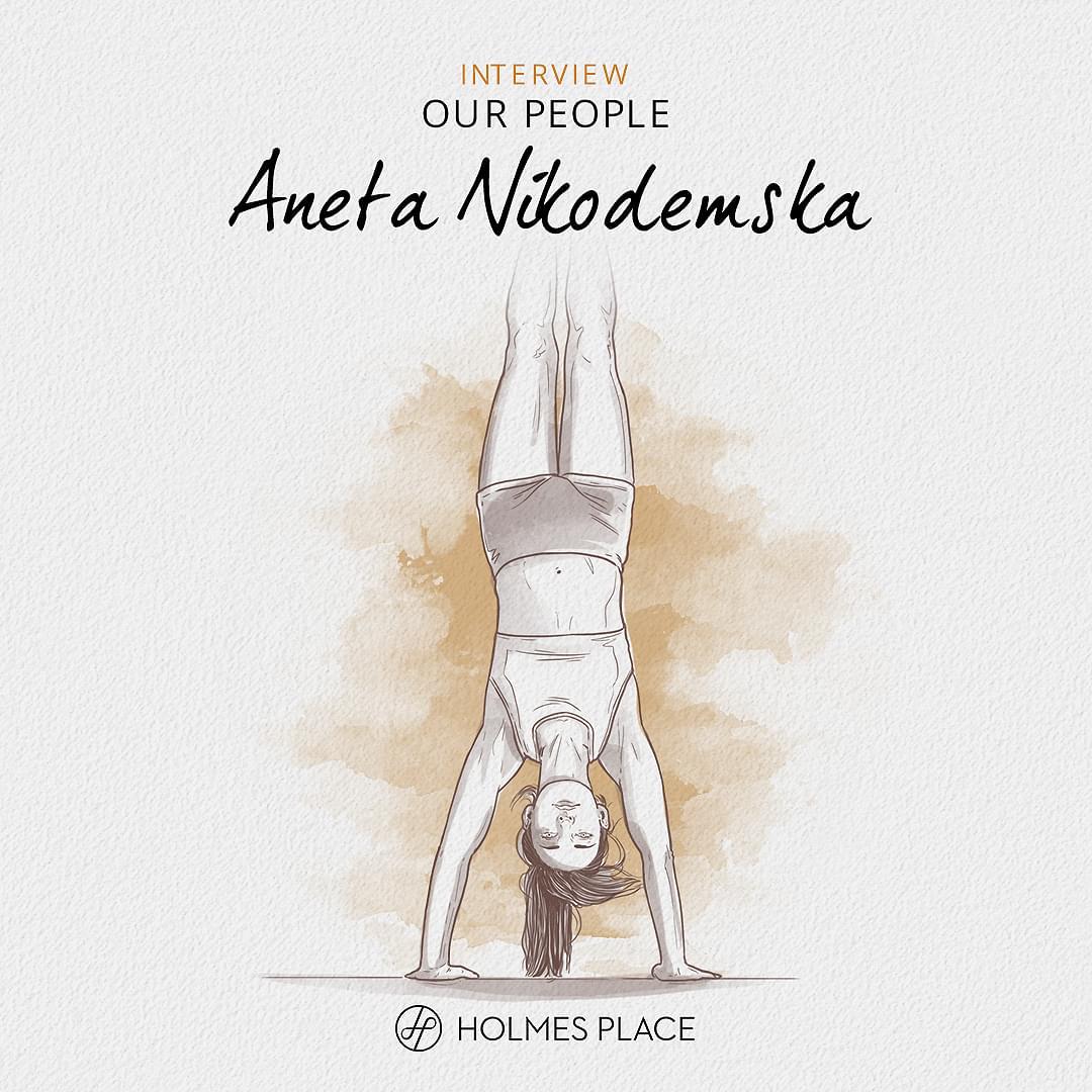 Holmes Place | Blog | Our People – Aneta Nikodemska