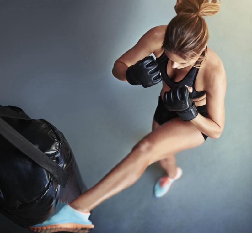 Holmes Place | Fight Fat with kick boxing