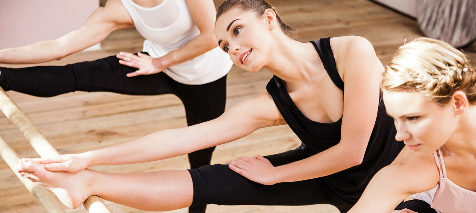Holmes Place | New Signature Class! All about Ballet Flow