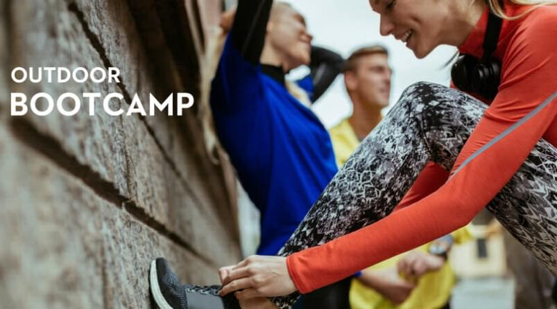 Outdoor Bootcamp Juni Holmes Place Essen