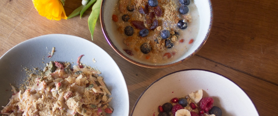 Holmes Place | Healthy Breakfast