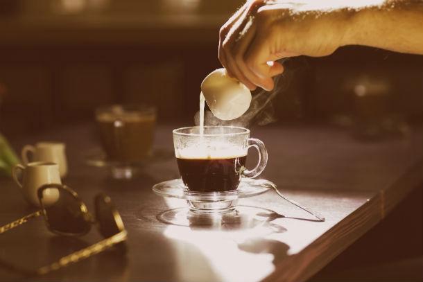 Kaffee?