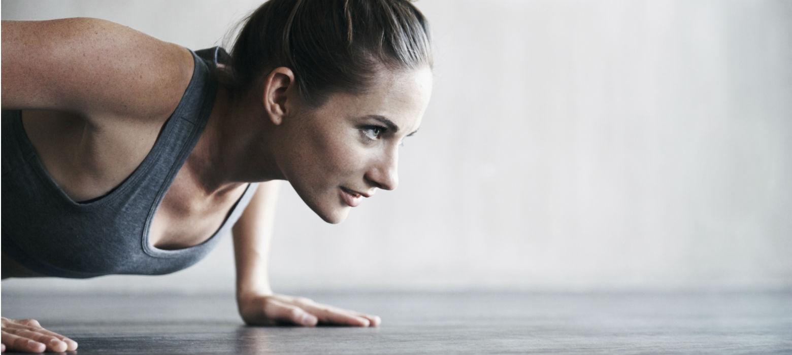 Holmes Place | Πλήρες πρόγραμμα γυμναστικής για το σπίτι