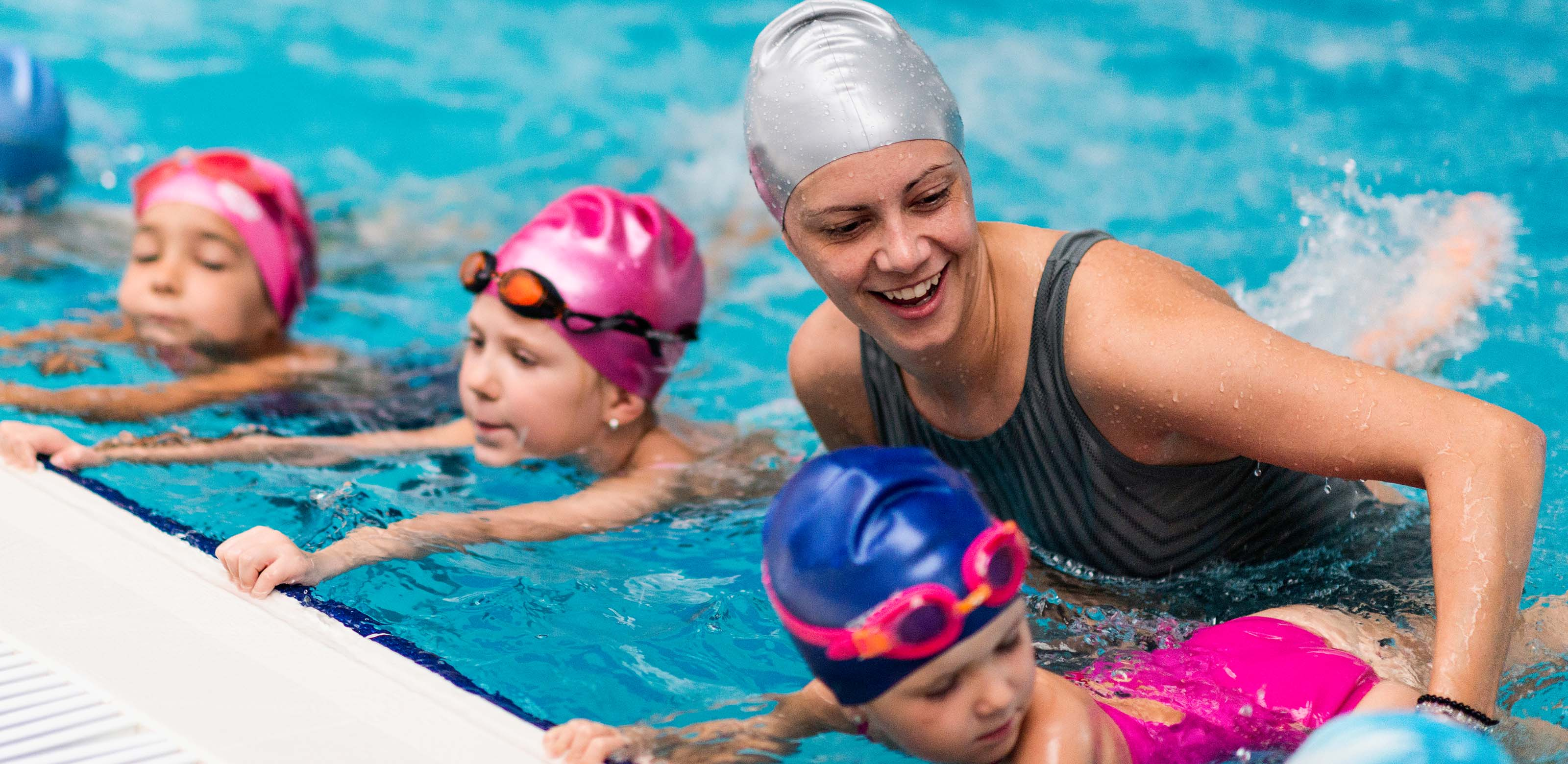 How to teach kids to swim: a step-by-step guide