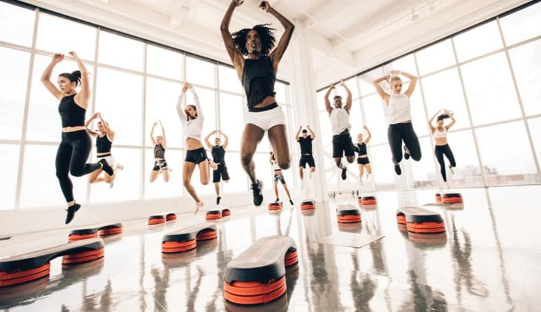 Holmes Place | LES MILLS GRIT™ Plyo