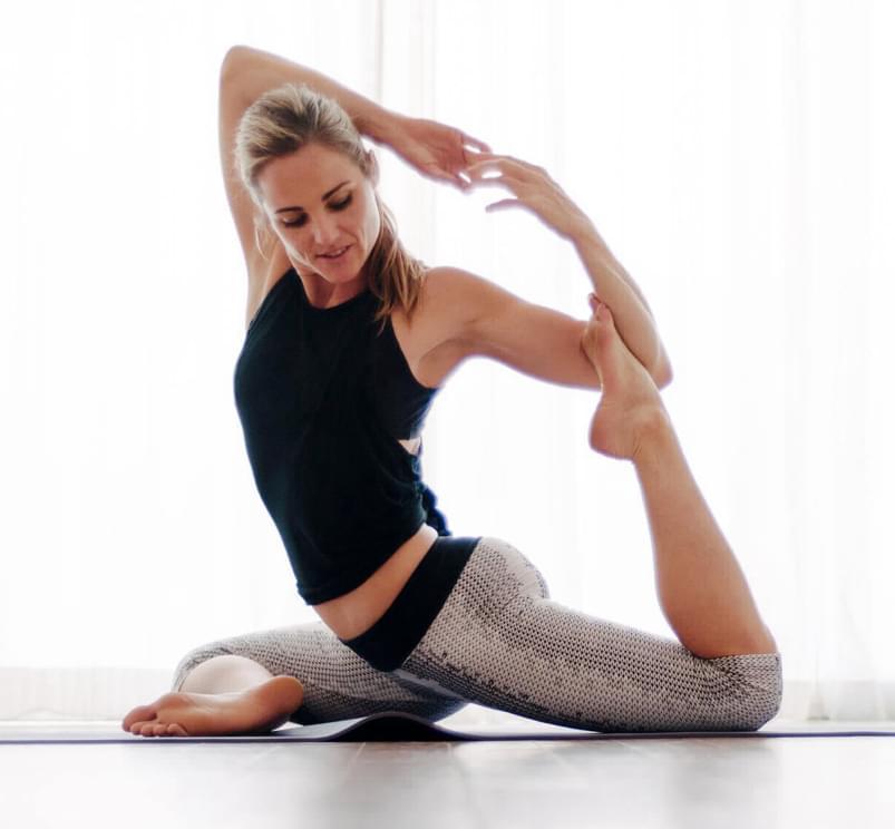 Semana del yoga en Barcelona | Gimnasio Holmes Place
