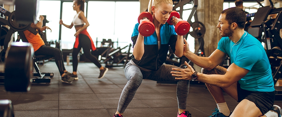 Why most people reach their fitness goals with a personal trainer