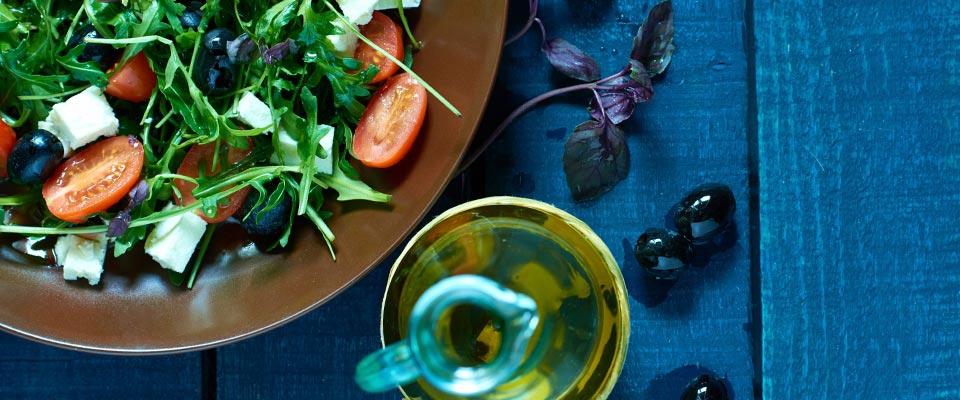 Salada | Dieta Plant Based Diet | Holmes Place