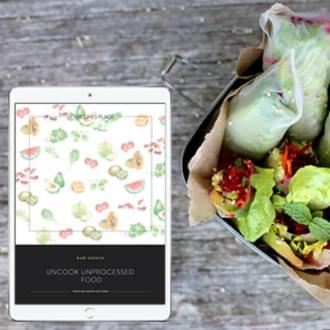 Holmes Place | Μήνας για ωμοφαγία: Οδηγός με συνταγές για μη μαγειρεμένο, μη επεξεργασμένο φαγητό