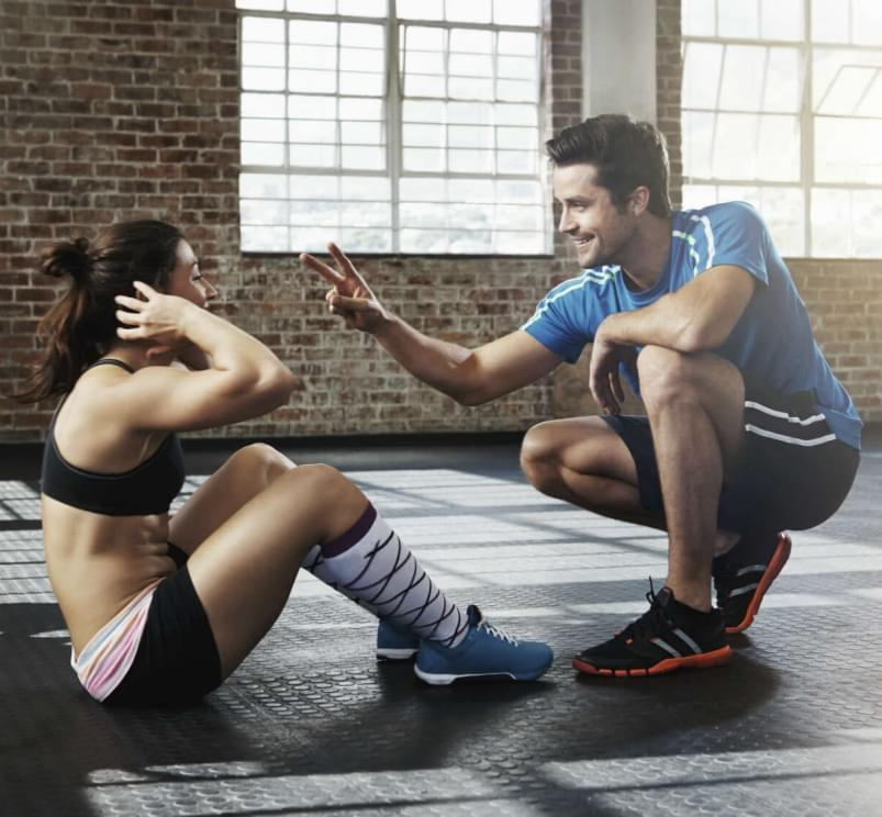 Holmes Place   Personal trainer
